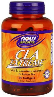 NOW Foods CLA Extreme, 90 Softgels