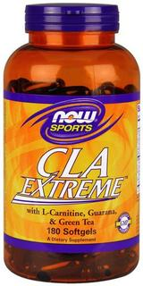 NOW Foods CLA Extreme, 180 Softgels