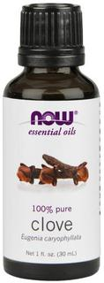 NOW Foods Clove Essential Oil, 1 Fluid Ounce