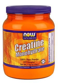 NOW Foods Creatine Monohydrate, 2.2 Pounds