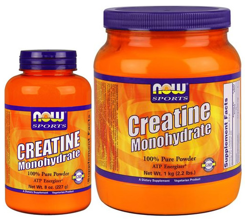 NOW Foods Creatine Monohydrate by NOW Foods