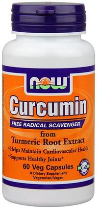 NOW Foods Curcumin Turmeric Root Extract 665 mg. by NOW Foods