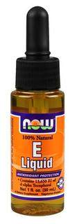 NOW Foods E-Liquid, 1 Fluid Ounce