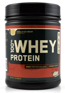 Optimum Nutrition 100% Whey Gold Standard, 1 Pound