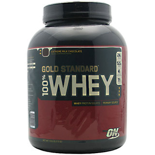 Optimum Nutrition 100% Whey Gold Standard, 5 Pounds