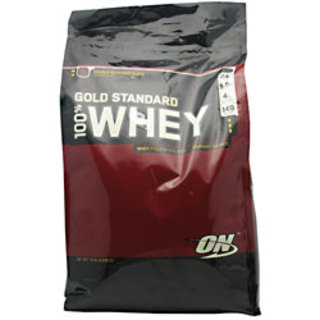 Optimum Nutrition 100% Whey Gold Standard, 10 Pounds