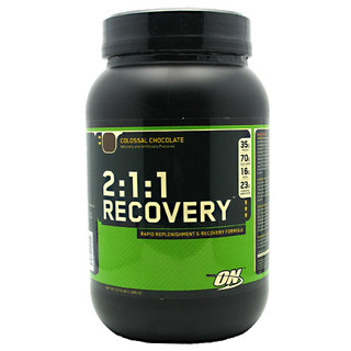 Optimum Nutrition 2:1:1 Recovery, 3.73 Pounds