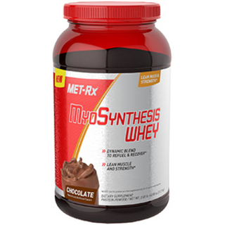 MET-RX MYOSYNTHESIS WHEY, 2.68 Pounds