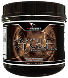 AI Sports CYCLE SUPPORT 2.0 by AI Sports, 60 Servings