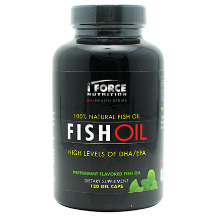 I Force 100% Fish Oil by I Force