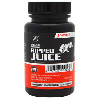 Betancourt Nutrition Ripped Juice EX2, 10 Capsules