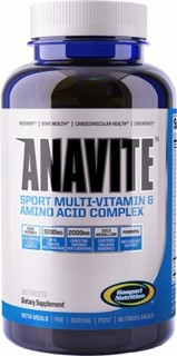 Gaspari Nutrition Anavite, 180 Tablets