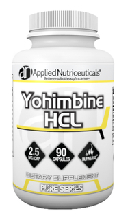 Applied Nutriceuticals YOHIMBINE HCL, 90 Capsules