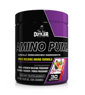 Jay Cutler Elite Series Amino Pump, 30 Servings