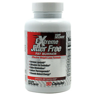 Top Secret Nutrition Extreme Jitter Free, 90 Capsules