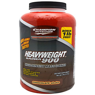 Champion Nutrition Heavyweight Gainer 900, 7 Pounds