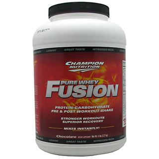 Champion Nutrition Pure Whey Fusion, 5 Pounds