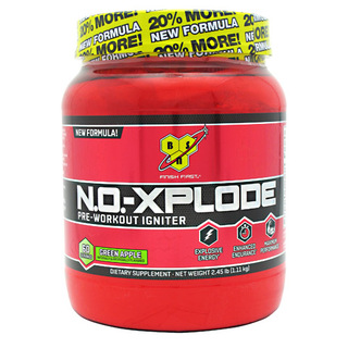 BSN N.O.-Xplode, 60 Servings