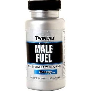 Twinlab MALE FUEL WITH YOHIMBE BARK EXTRACT by Twinlab, 60 Capsules