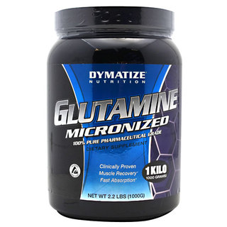 Dymatize Glutamine Micronized, 1000 Grams