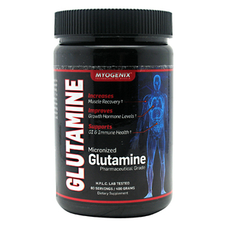 Myogenix Glutamine by Myogenix, 400 Grams
