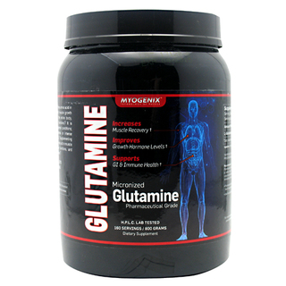 Myogenix Glutamine by Myogenix, 800 Grams