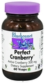 Bluebonnet Nutrition Perfect Cranberry® 500 mg Vcaps, 60 Vegi Capsules