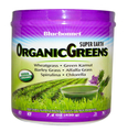 Bluebonnet Nutrition Super Earth® OrganicGreens Powder, 7.4 Ounces
