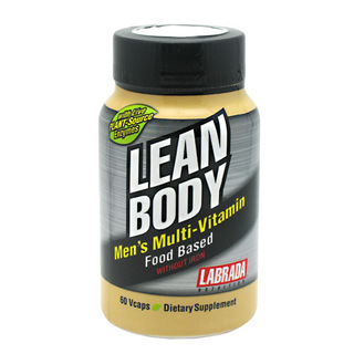 Labrada Lean Body Men's Multi-Vitamin, 60 Capsules