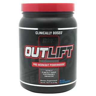 Nutrex OUTLIFT by Nutrex, 20 Servings
