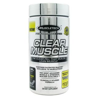 Muscletech Clear Muscle by Muscletech, 168 Capsules