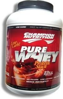 Champion Nutrition Pure Whey Protein Stack, 2 Pounds
