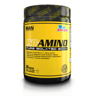 MAN Sports ISO-AMINO by MAN, 30 Servings