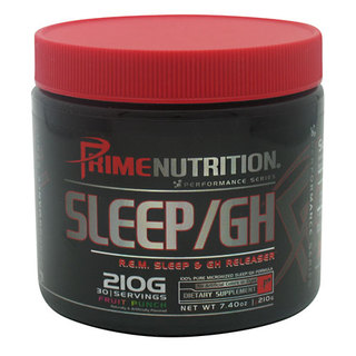 Prime Nutrition Sleep/GH by Prime Nutrition, 30 Servings