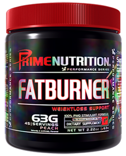 Prime Nutrition FAT BURNER, 45 Servings
