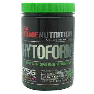 Prime Nutrition Phytoform, 30 Servings