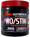 Prime Nutrition PWO/STIM by Prime Nutrition, 30 Servings