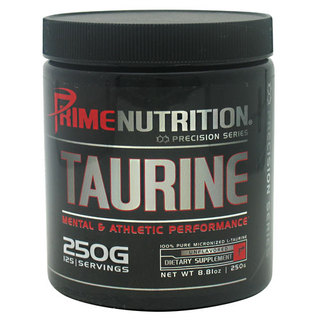 Prime Nutrition TAURINE, 250 Grams