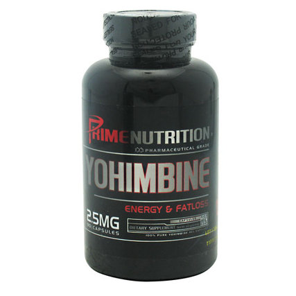 Prime Nutrition YOHIMBINE by Prime Nutrition