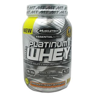 Muscletech 100% Platinum Whey by Muscletech, 2 Pounds
