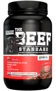 Betancourt Nutrition THE BEEF STANDARD, 2.2 Pounds