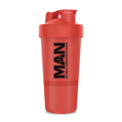 MAN Sports MAN 3-in-1 BPA Free Shaker by MAN Sports