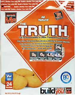 Muscle Elements The TRUTH, 24 Servings