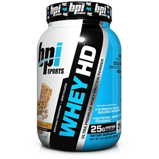 BPI Sports Whey HD by BPI Sports, 2 Pounds