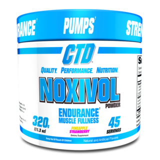 CTD Labs Noxivol Powder, 45 Servings