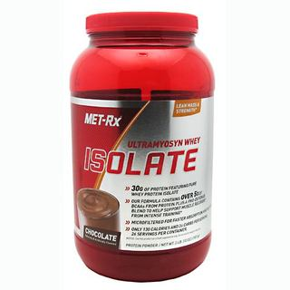 MET-RX Ultramyosyn Whey Isolate, 2 Pounds