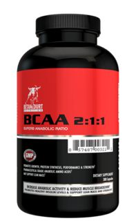 Betancourt Nutrition BCAA 2:1:1 Ratio, 300 Capsules