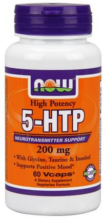 NOW Foods 5-HTP 200 mg. by NOW Foods
