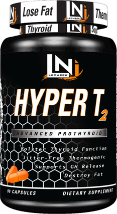 Lecheek Nutrition Hyper T2 by Lecheek Nutrition