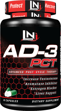 Lecheek Nutrition AD-3 PCT